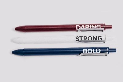 Strong, Bold, Daring Pen Pack