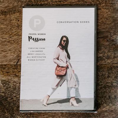 Conversation Series: Passion DVD