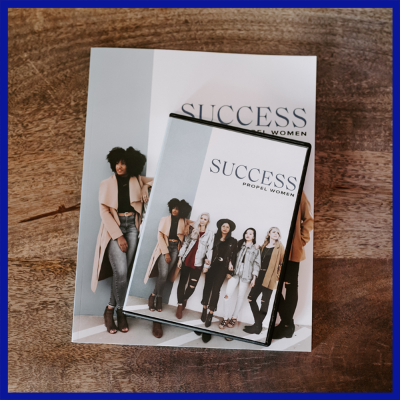 Conversation Series: Success Workbook & DVD