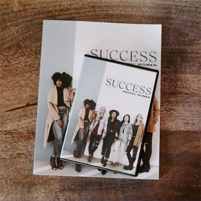 Conversation Series: Success Workbook & DVD