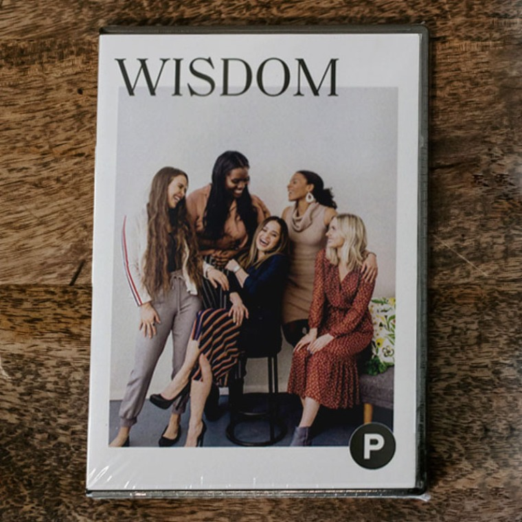 Conversation Series: Wisdom - DVD
