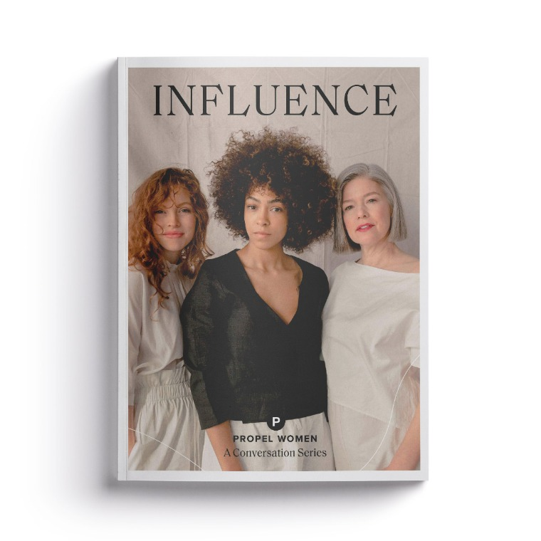 Propel Women group study - Influence workbook
