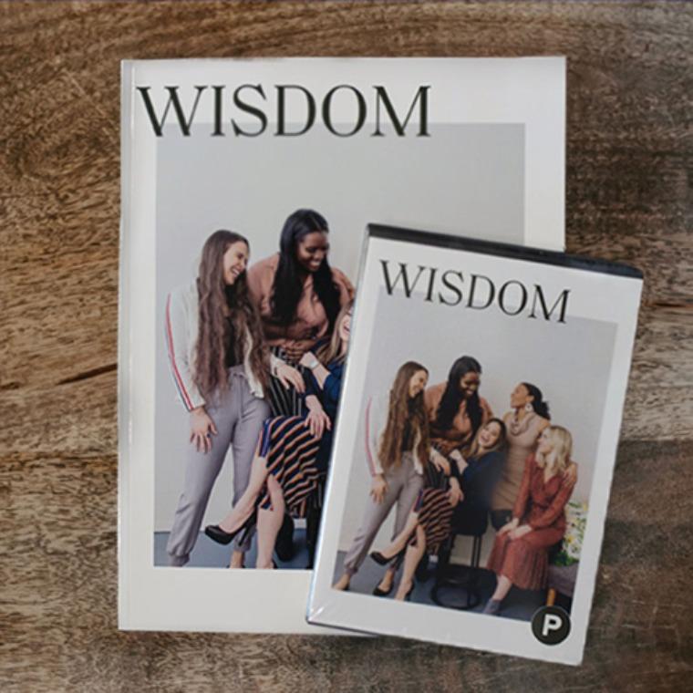 Propel Women group study - Wisdom Leader Kit (DVD and workbook)