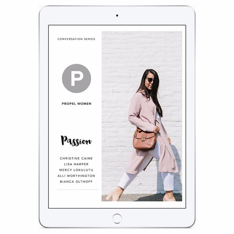 Conversation Series: Passion PDF