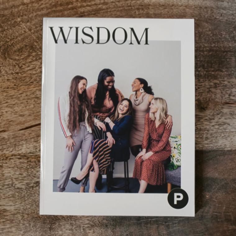 Conversation Series: Wisdom - Workbook