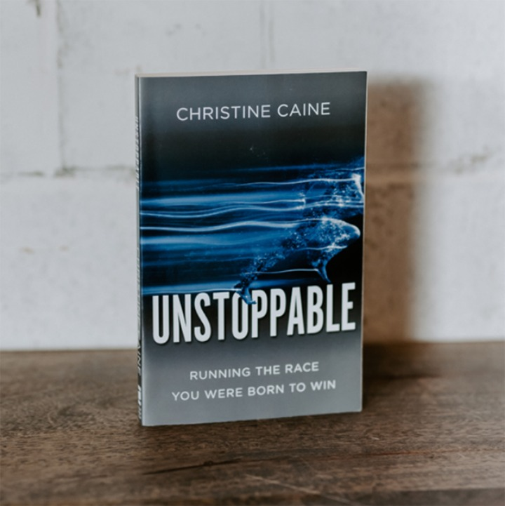 Unstoppable Book by Christine Caine