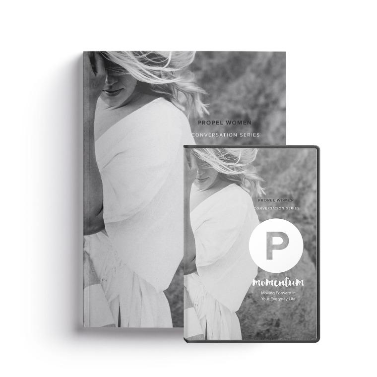 Propel Women group study - Momentum Leader Kit (DVD and workbook)