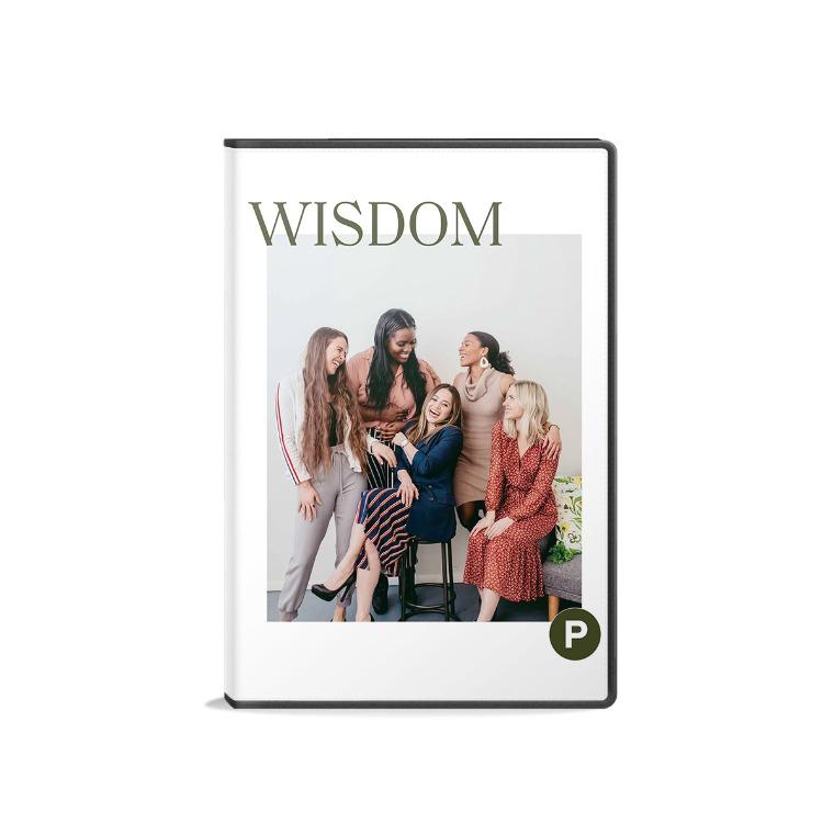Propel Women group study - Wisdom DVD (no workbook)