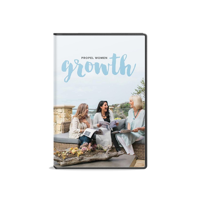 Propel Women group study - downloadable Growth videos (no workbook)