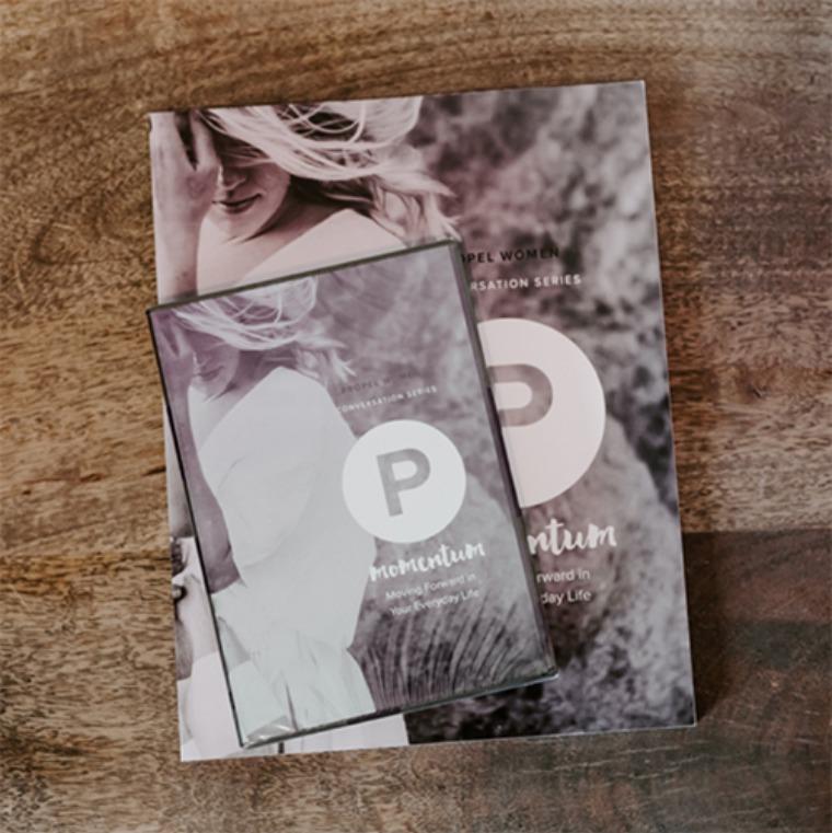 Conversation Series: Momentum - DVD & Workbook