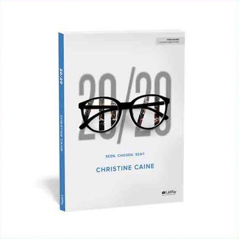 20/20 Christine Caine Lifeway Curriculum: Bible Study Book
