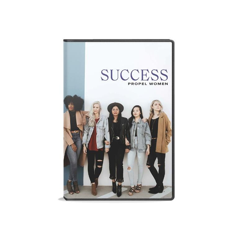 Propel Women group study - Success DVD (no workbook)
