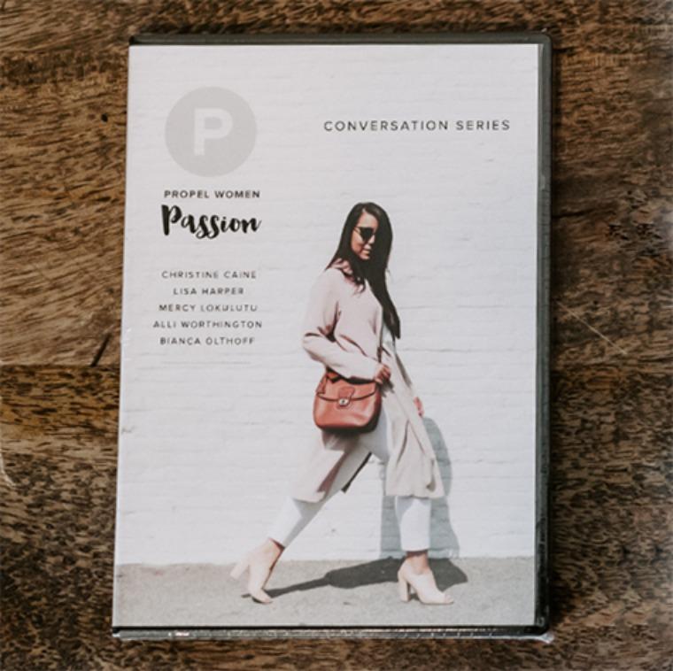 Conversation Series: Passion - DVD