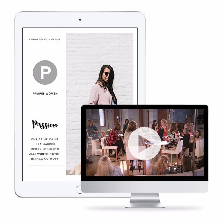 Conversation Series: Passion - Digital PDF & Videos