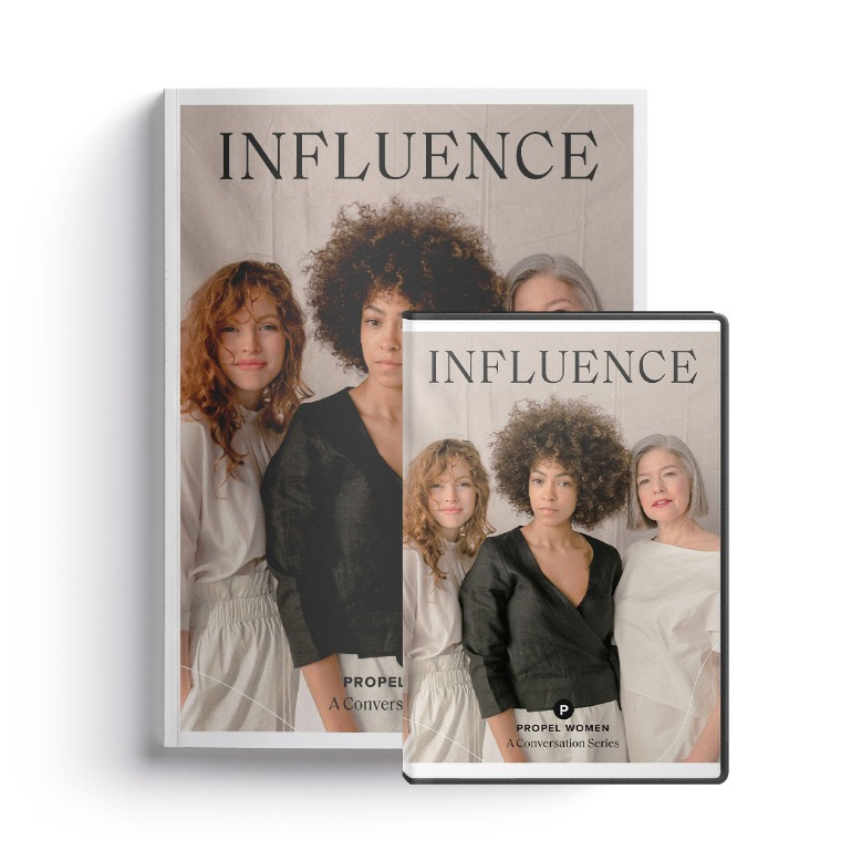 Propel Women group study - Influence Leader Kit (DVD and workbook)