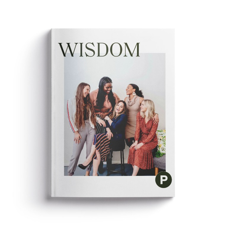 Propel Women group study - Wisdom workbook