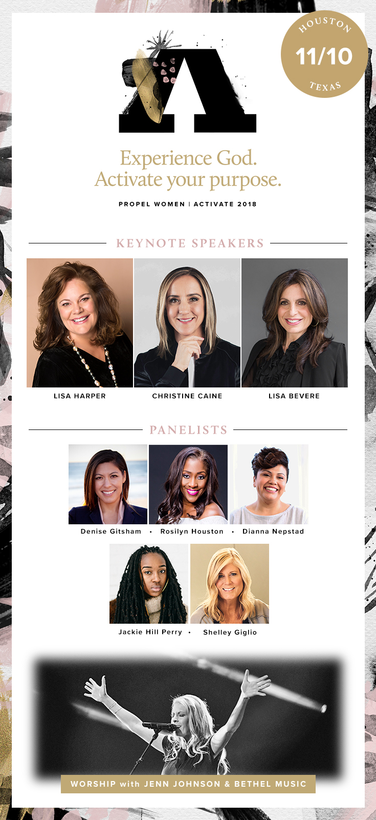 Houston, TX Propel Women Activate 2018