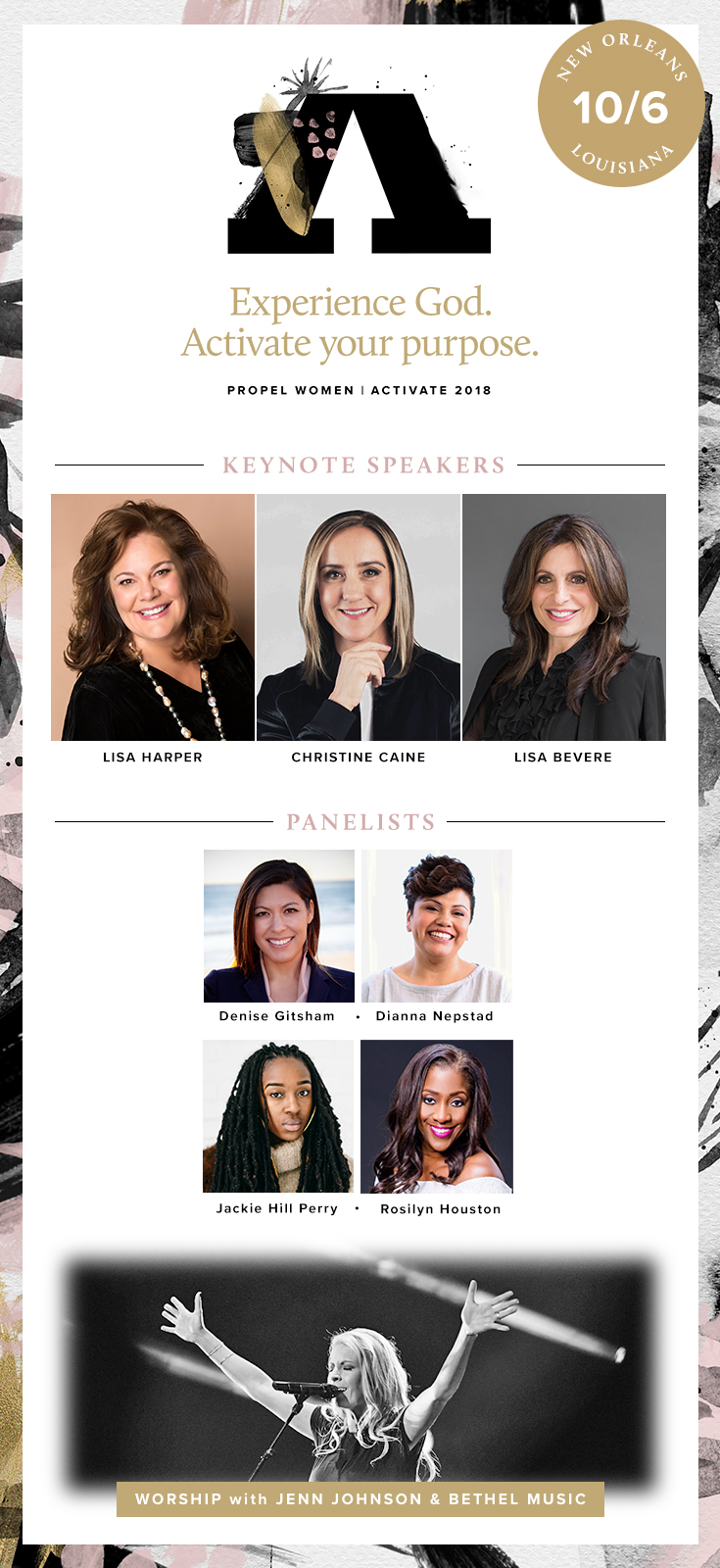 Propel Women Activate 2018