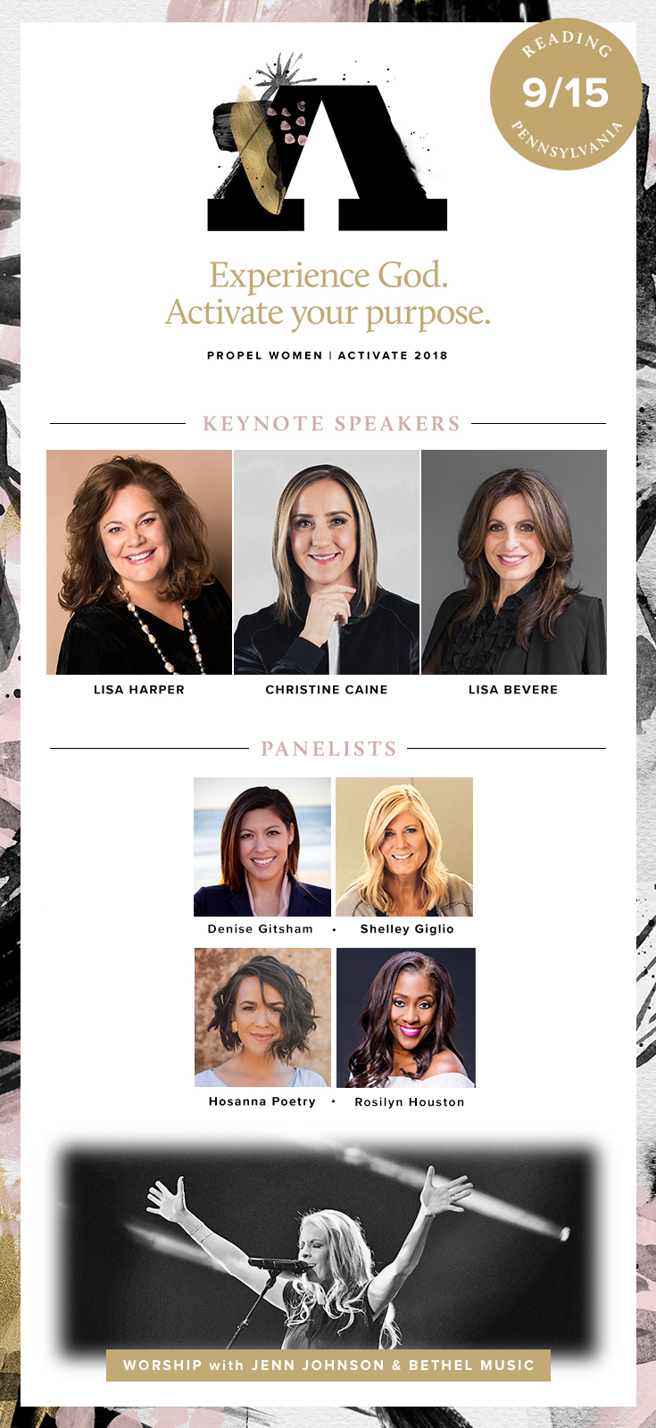 Reading, PA Propel Women Activate 2018