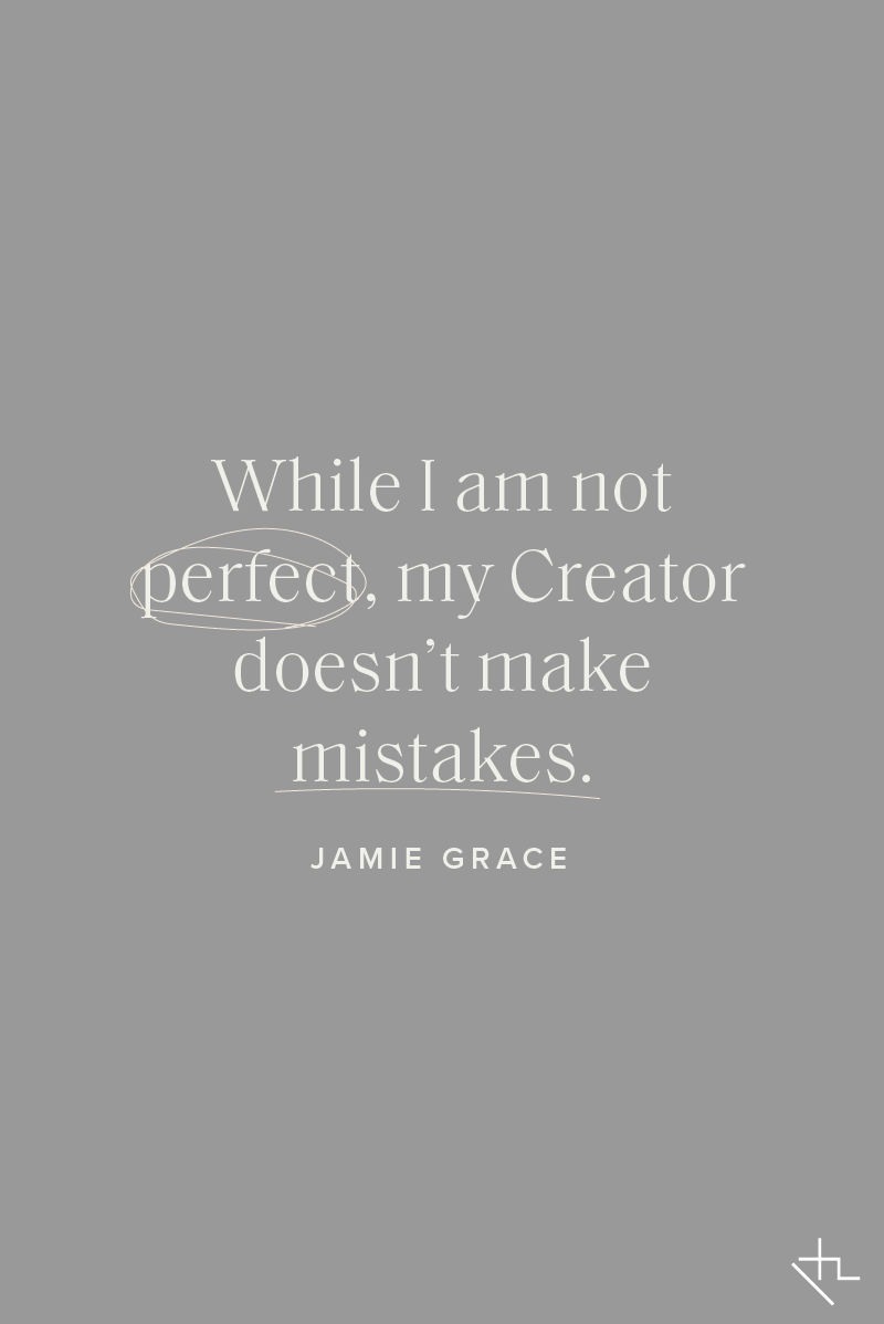 Jamie Grace - Pinterest Image