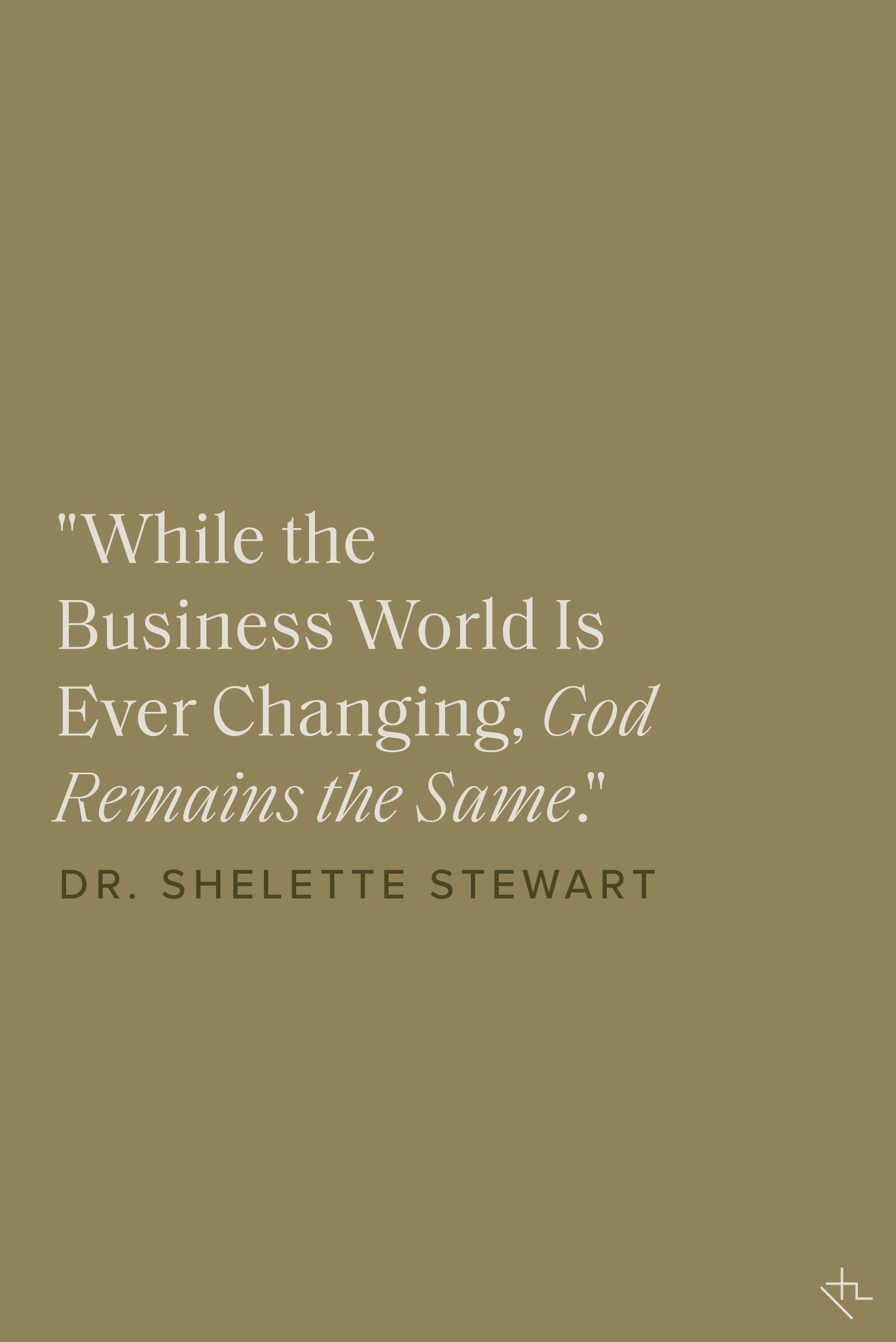 Dr. Shelette Stewart - Pinterest Image