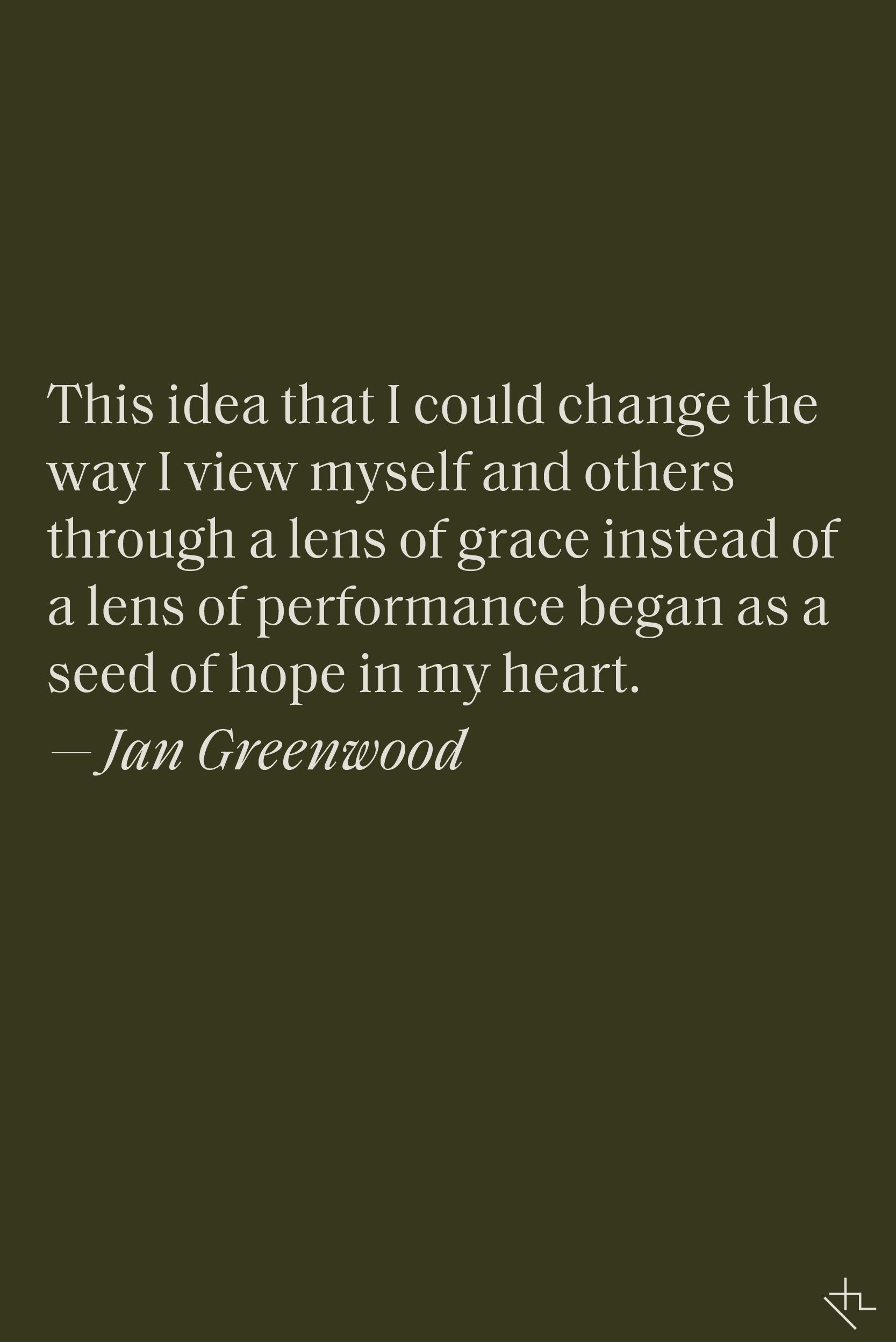 Jan Greenwood - Pinterest Image