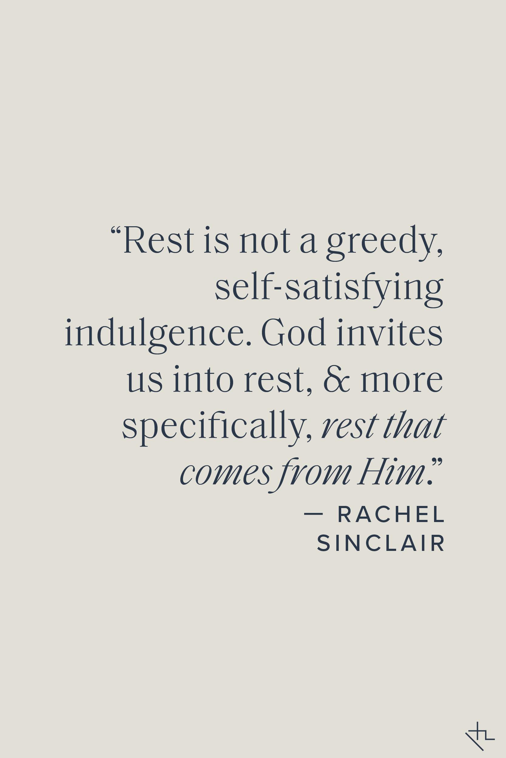 Rachel Sinclair - Pinterest Image