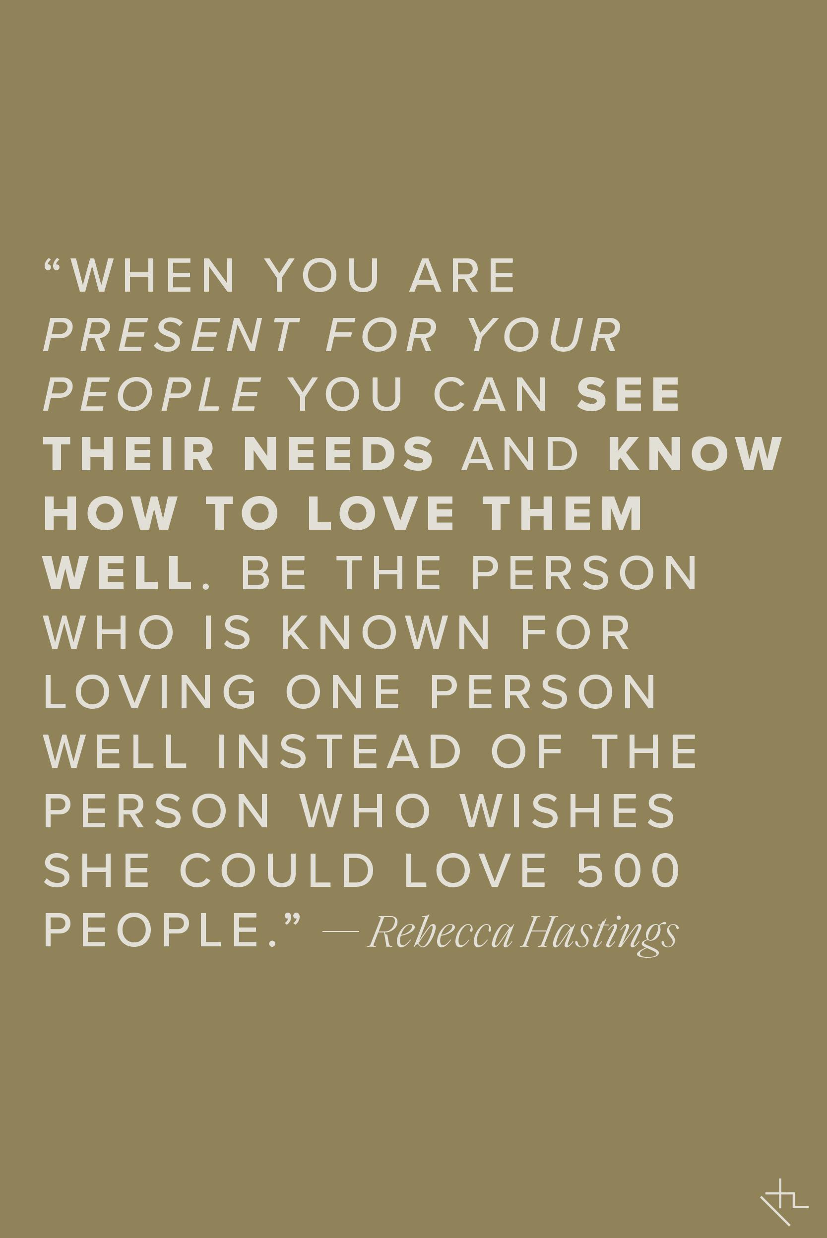 Rebecca Hastings - Pinterest Image