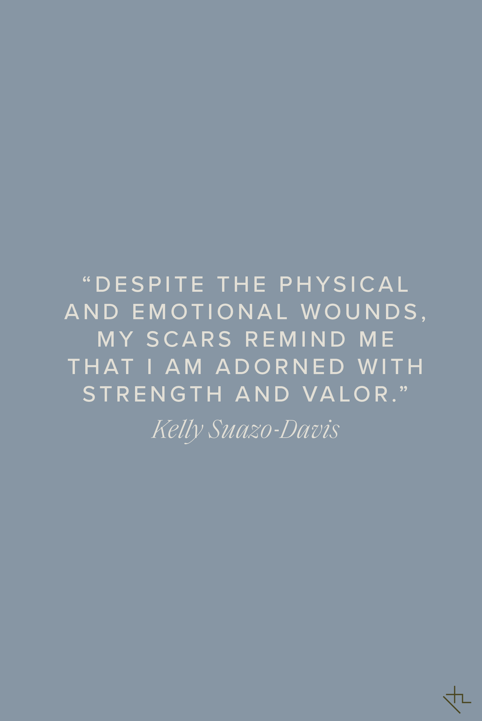 Kelly Suazo-Davis - Pinterest Image
