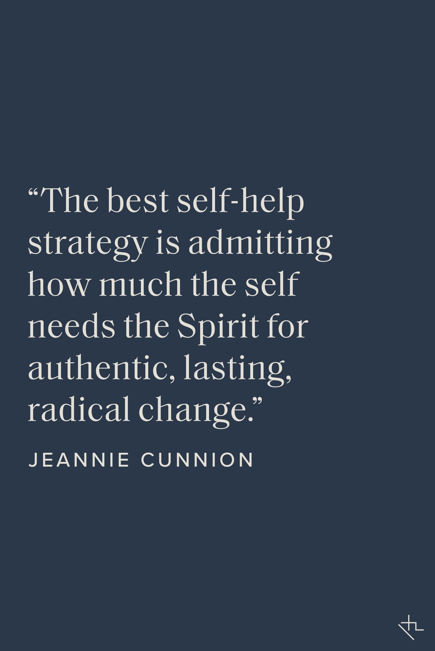 Jeannie Cunnion - Pinterest Image