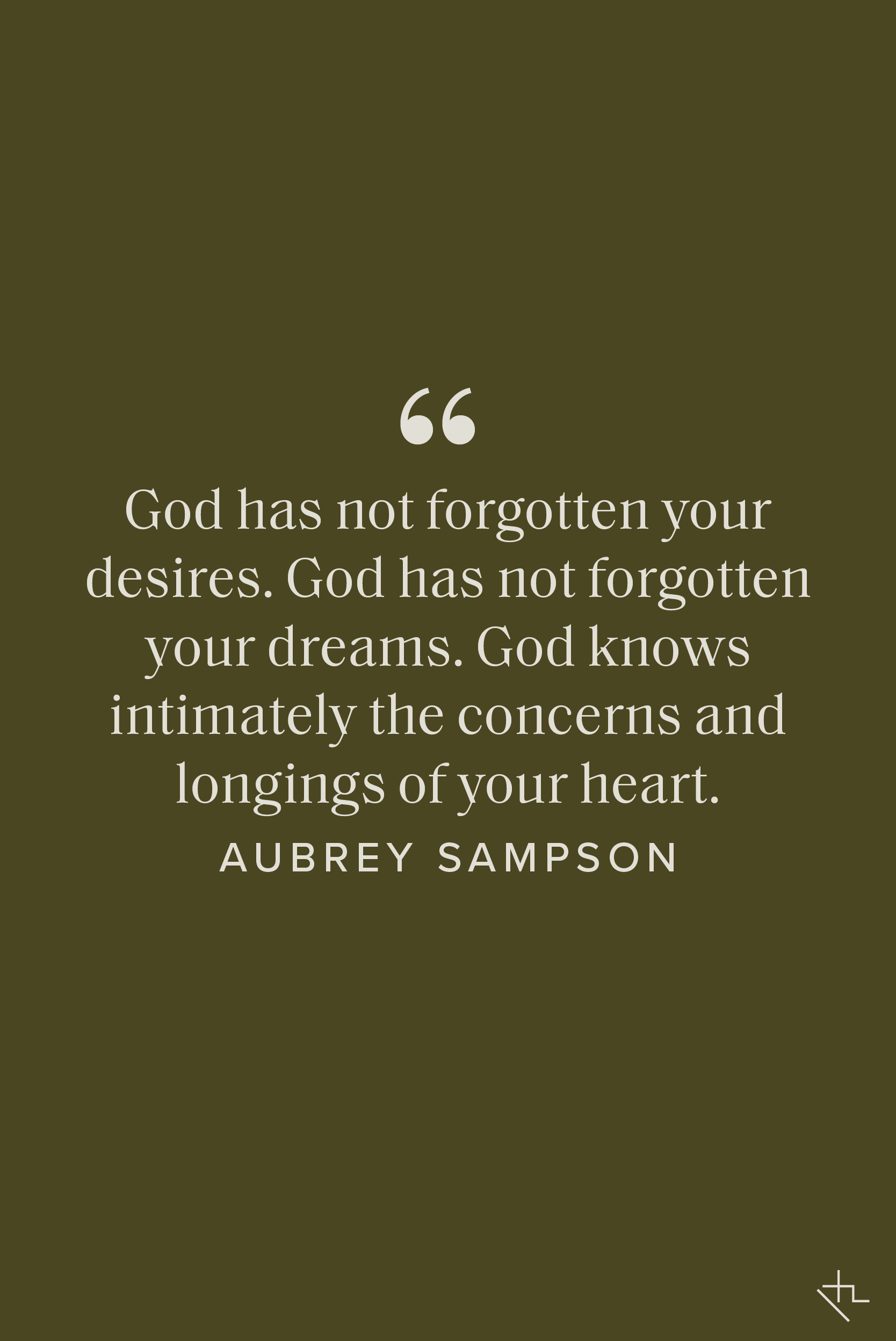 Aubrey Sampson - Pinterest Image