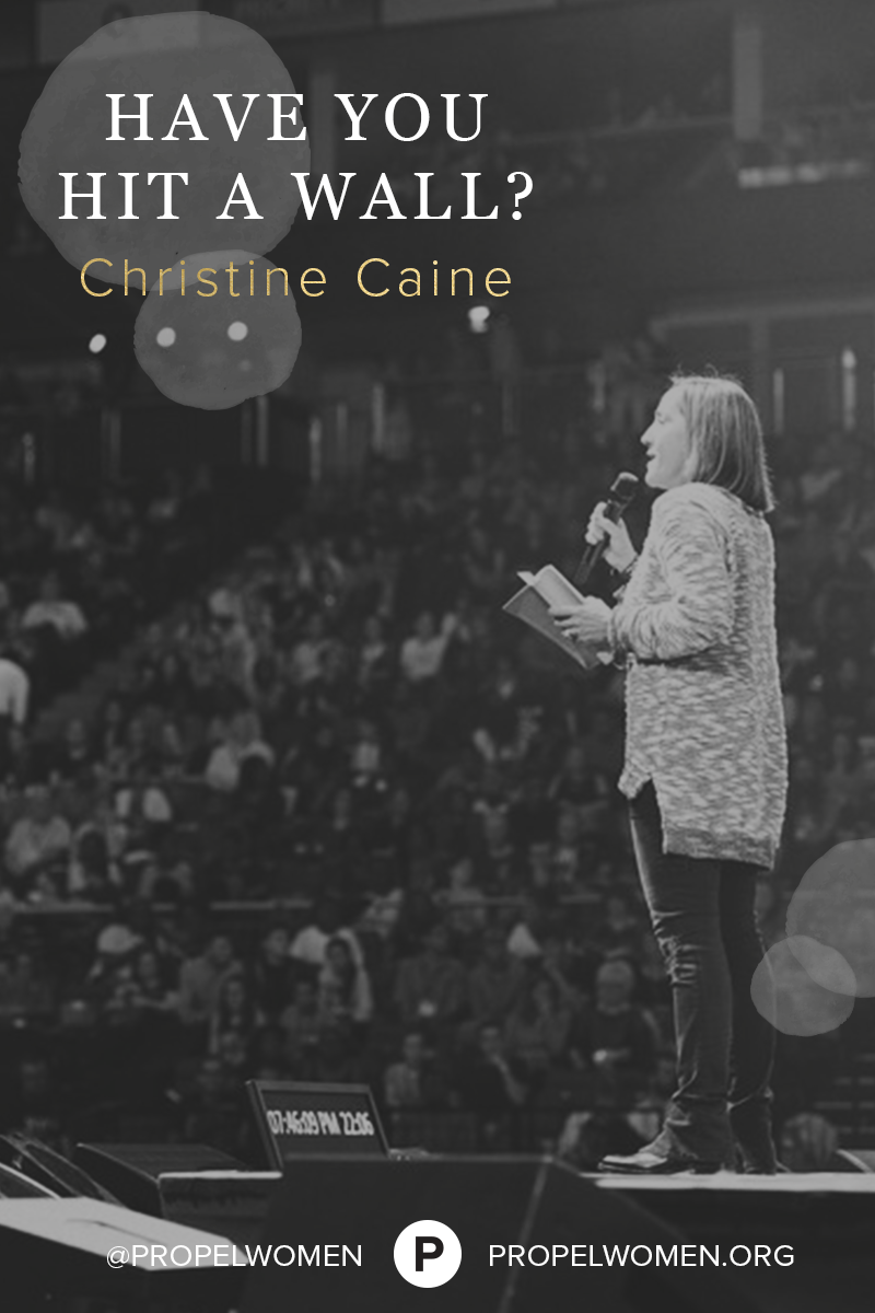 Christine Caine devotional