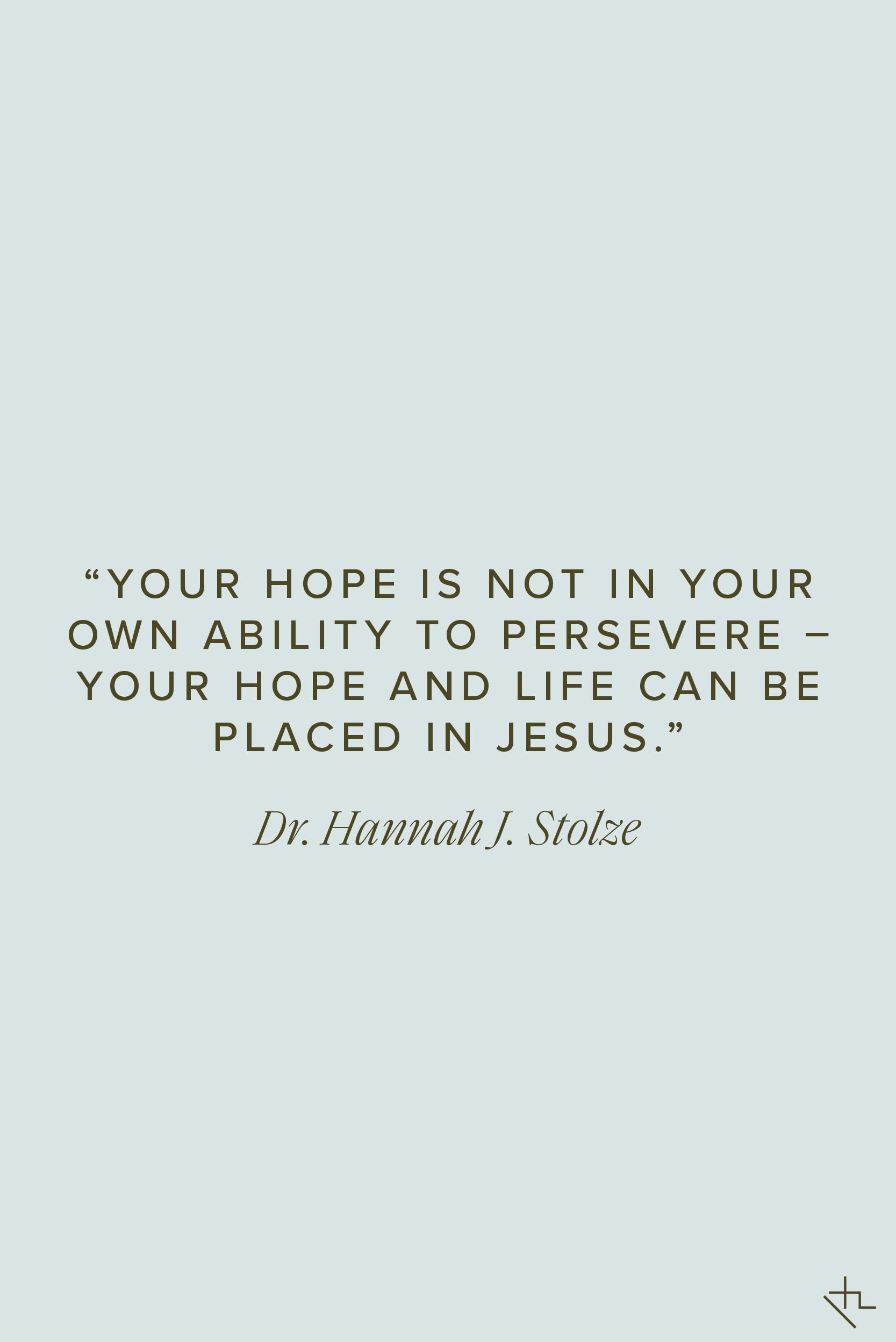 Dr. Hannah Stoltz - Pinterest Image
