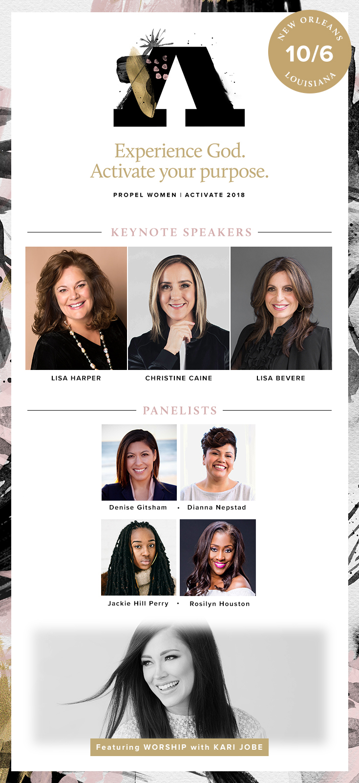 Propel Women Activate 2018