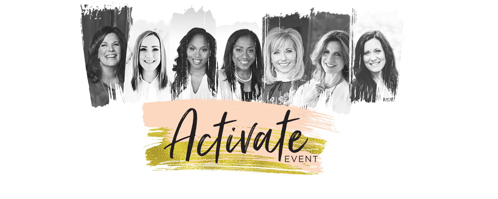 Lisa Harper, Christine Caine, Sarah Jakes Roberts, Rosilyn Houston, Beth Moore, Lisa Bevere, Lysa Terkeurst