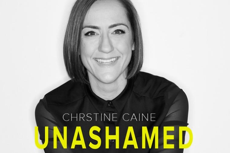 Unashamed Christine Caine