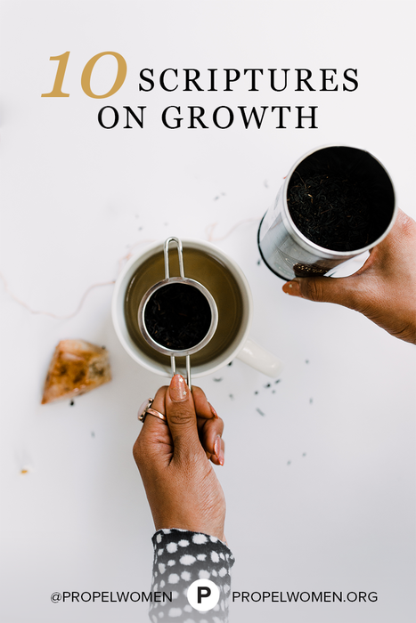 Scriptures on Biblical Leadership and Growth