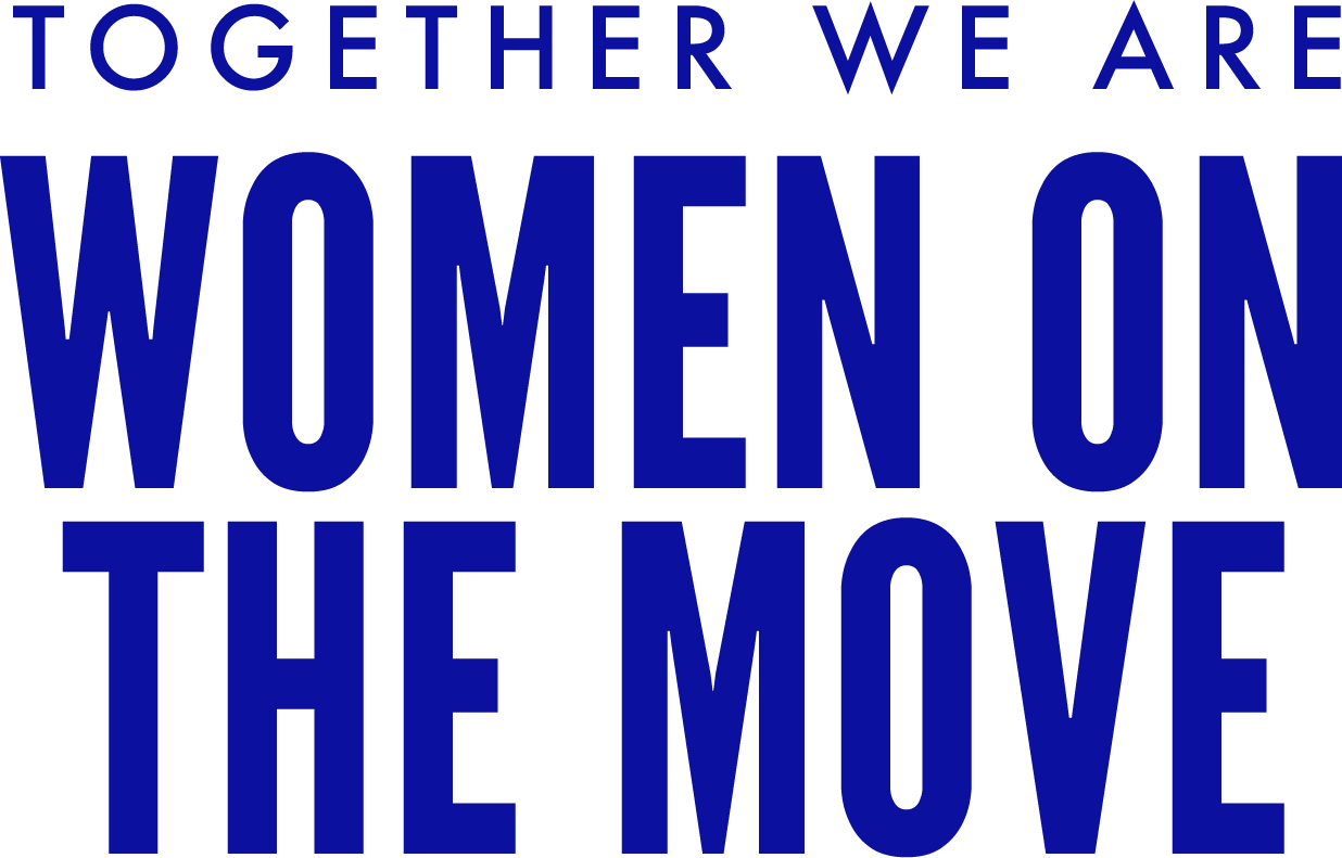Together, we are women on the move