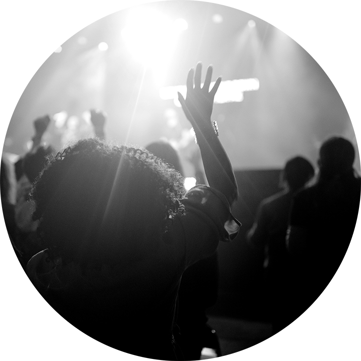 ENCOUNTER GOD'S PRESENCETHROUGH POWERFUL WORSHIP.